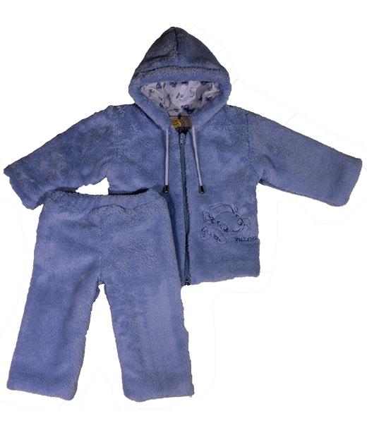 Костюм детский Плюшевый мишаКомплекты и костюмы<br><br><br>Размер: Синий