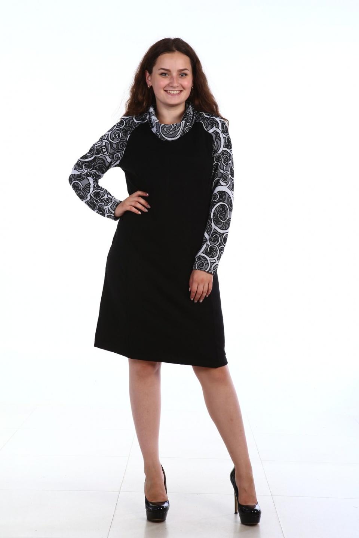 Платье женское ГермионаПлатья и сарафаны<br><br><br>Размер: 60