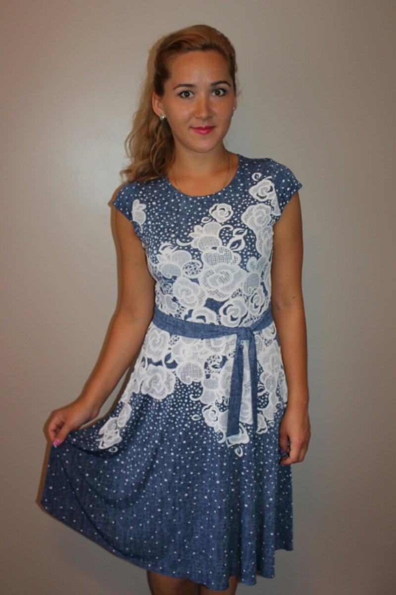 Платье женское ИрмаПлатья<br><br><br>Размер: 46