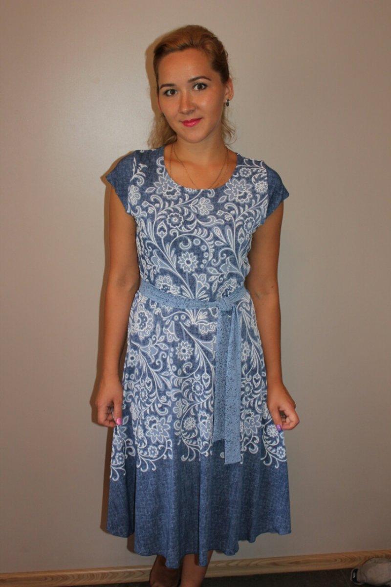 Платье женское ЮлияПлатья<br><br><br>Размер: 50