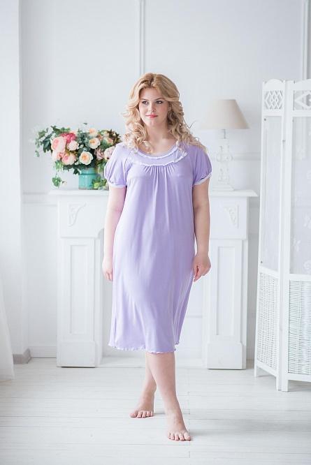 Сорочка женская УсладаДомашняя одежда<br><br><br>Размер: 50