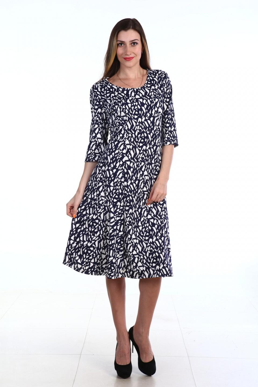 Платье женское КалейдоскопПлатья и сарафаны<br><br><br>Размер: 54