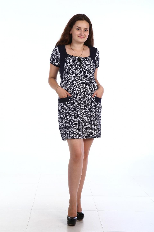 Туника женская ДэйзиТуники, рубашки и блузы<br><br><br>Размер: 54
