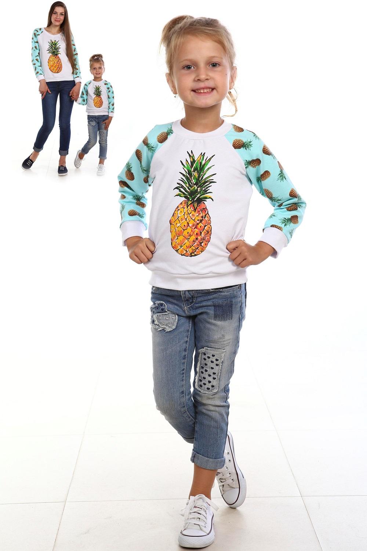 Кофта детская АнанасКофточки и туники<br><br><br>Размер: 24 (рост 98-104 см)