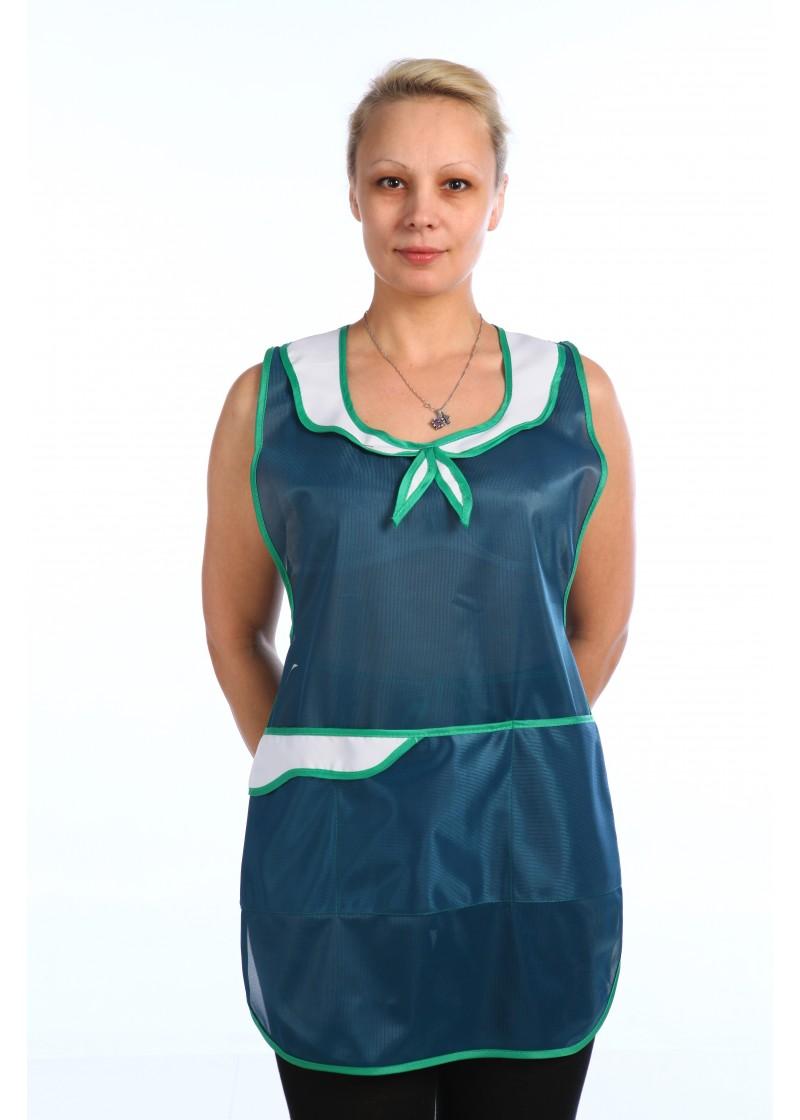 Фартук женский АсяДля торговли<br><br><br>Размер: 46