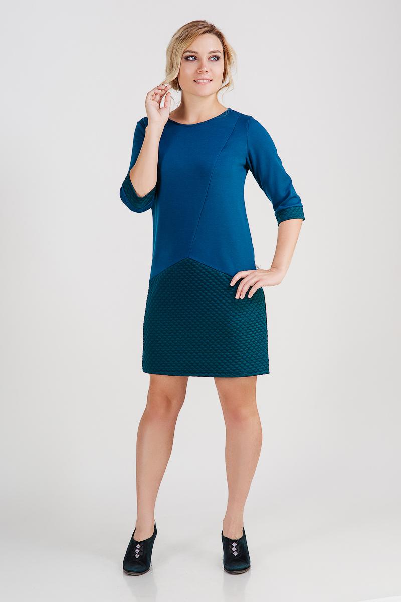 Платье женское КаринаПлатья<br><br><br>Размер: Фиолетовый
