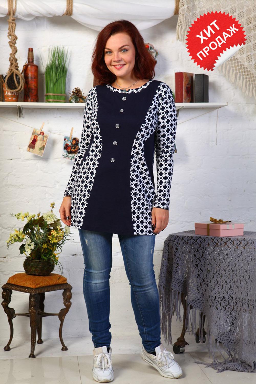 Блуза женская Букингем<br><br>Размер: 54