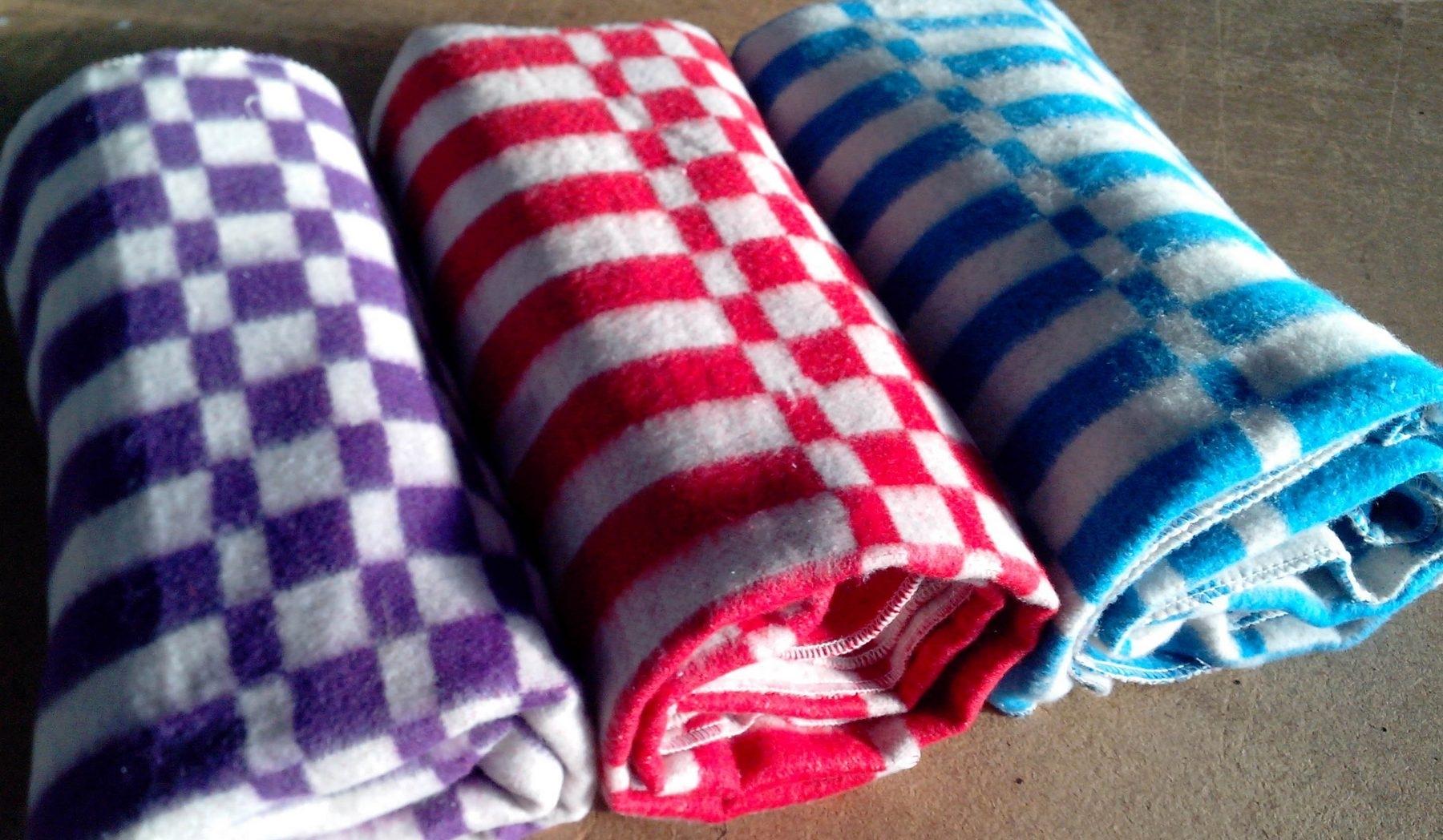 Одеяло байковое Клеточка детскоеДетские одеяла и подушки<br><br><br>Размер: 100х140