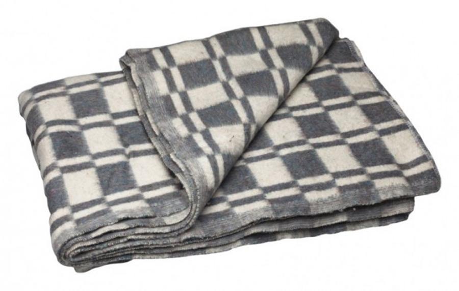 Одеяло байковое Клетка  1,5-спальноеОдеяла<br><br><br>Размер: 1,5-спальное