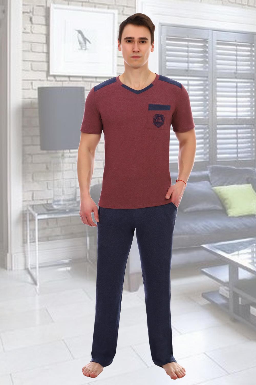 """Костюм мужской """"Кондор"""" футболка и брюки"""