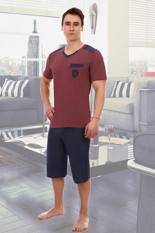 """Костюм мужской """"Патруль"""" футболка и шорты"""