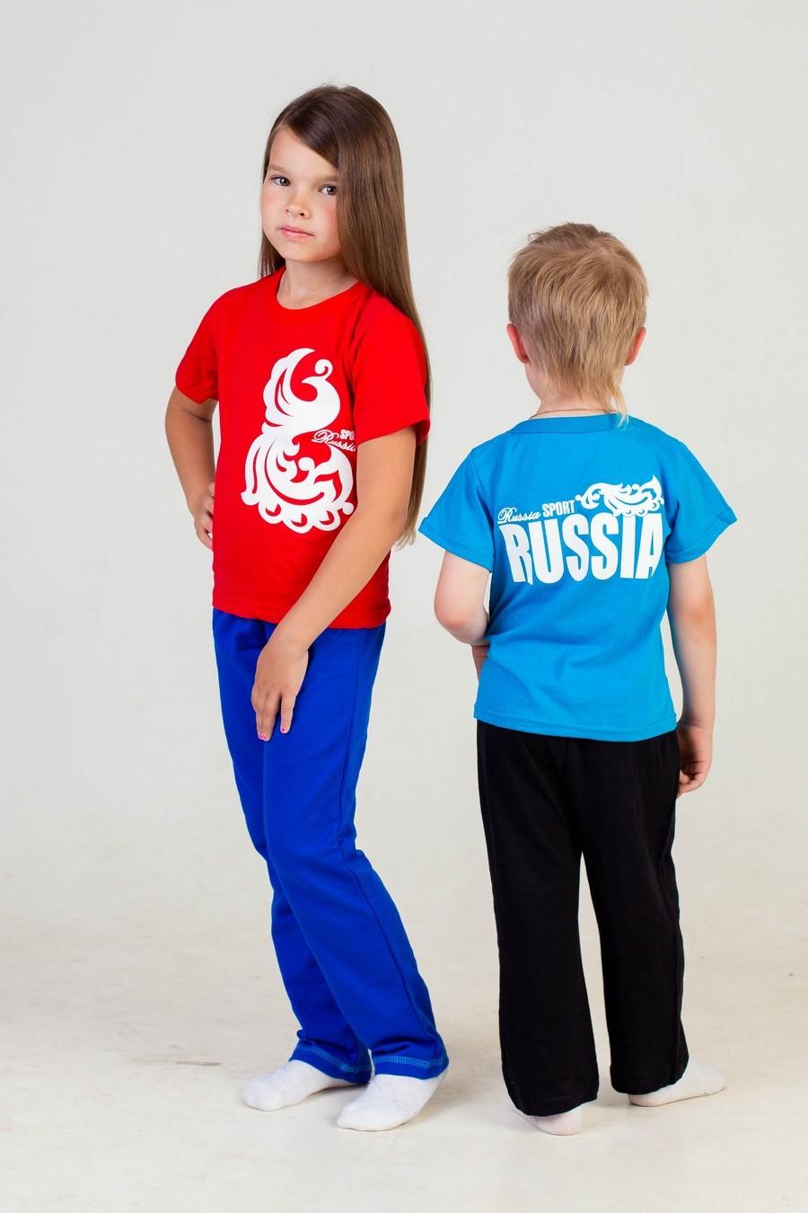 """Футболка детская """"Россия"""""""