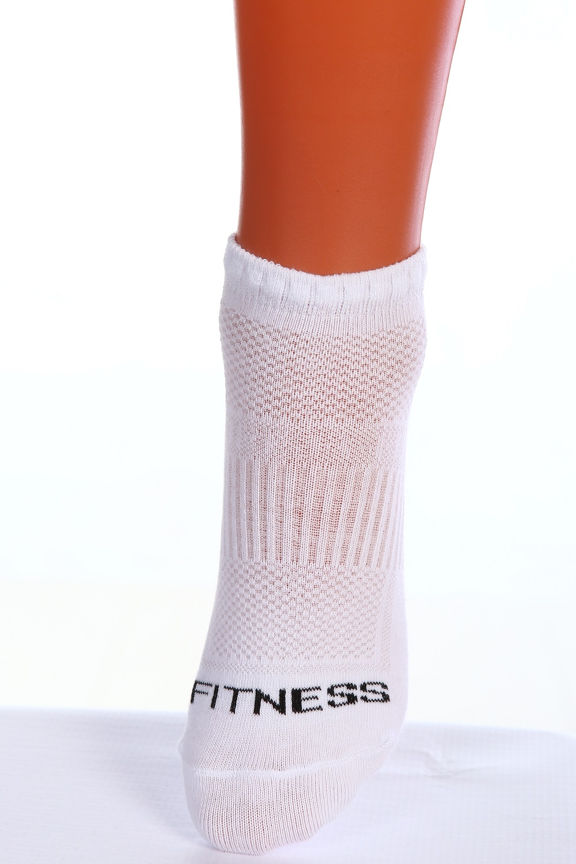 "Носки женские ""Фитнес"" укороченные N37-W-N-NZH103"