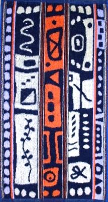 "Полотенце махровое ""Нефрит"" 30х60"