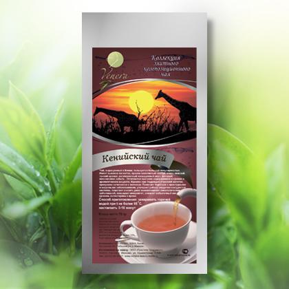 """Чай черный """"Кенийский чай - Зов джунглей"""""""