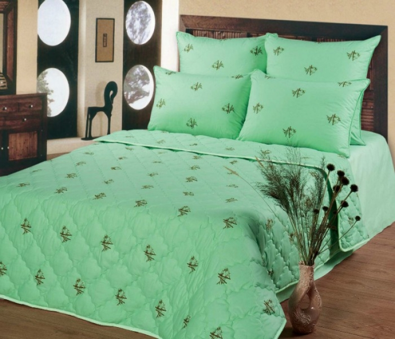 """Одеяло """"Бамбуковое волокно облегченное"""" (в полиэстере)"""