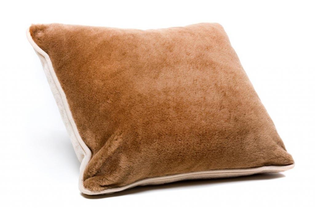 Подушка верблюд из натуральной шерсти VBH-CPX-P-VER