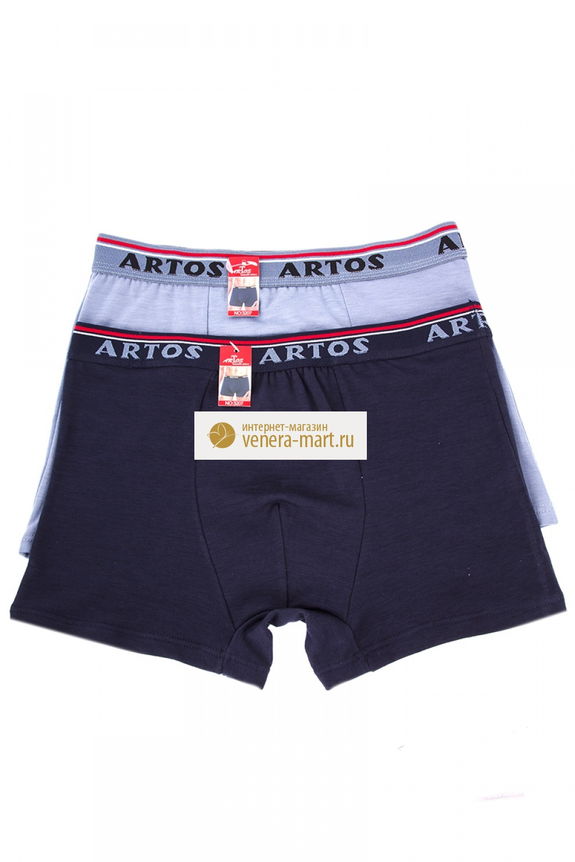 """Трусы мужские """"Artos"""" в упаковке, 3 шт. GT-M-Ts-3207"""