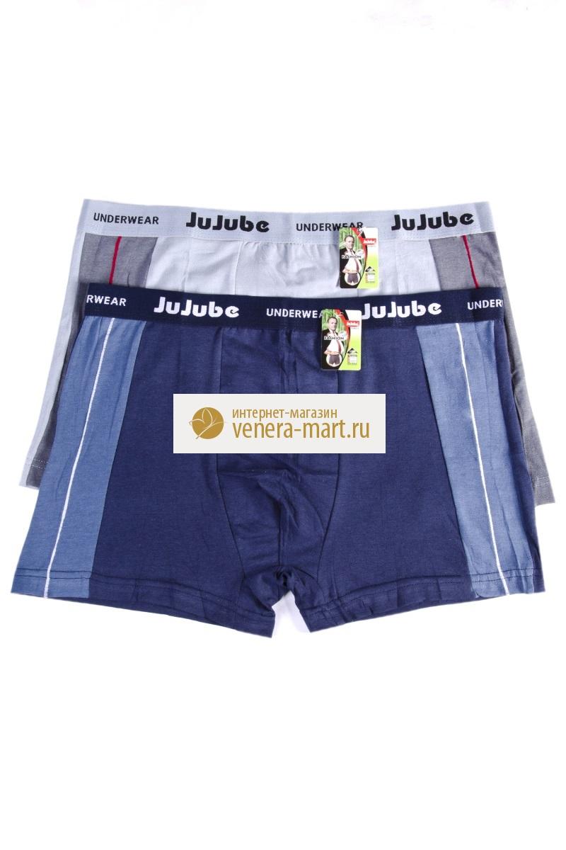 """Трусы мужские больших размеров """"JuJube"""" в упаковке, 4 шт. GT-M-Ts-K203"""