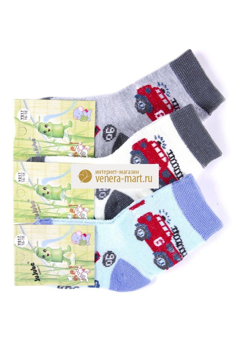 """Носки детские для мальчика """"Jujube"""" в упаковке, 6 пар GT-B-Nsk-Y017-3-7-216"""