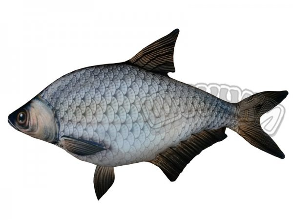 """Антистрессовая игрушка Рыба """"Лещ"""" большая"""
