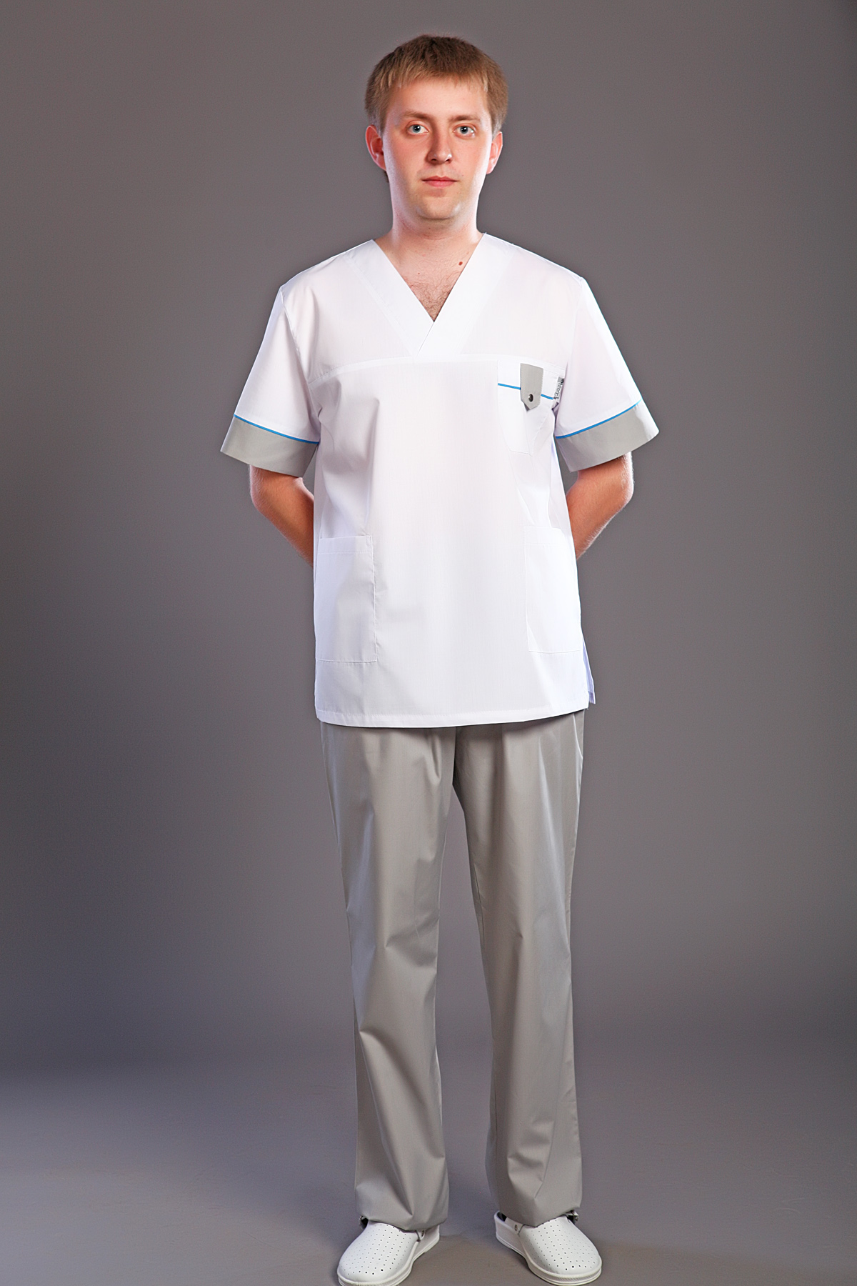 Костюм хирургический мужской М-170-1