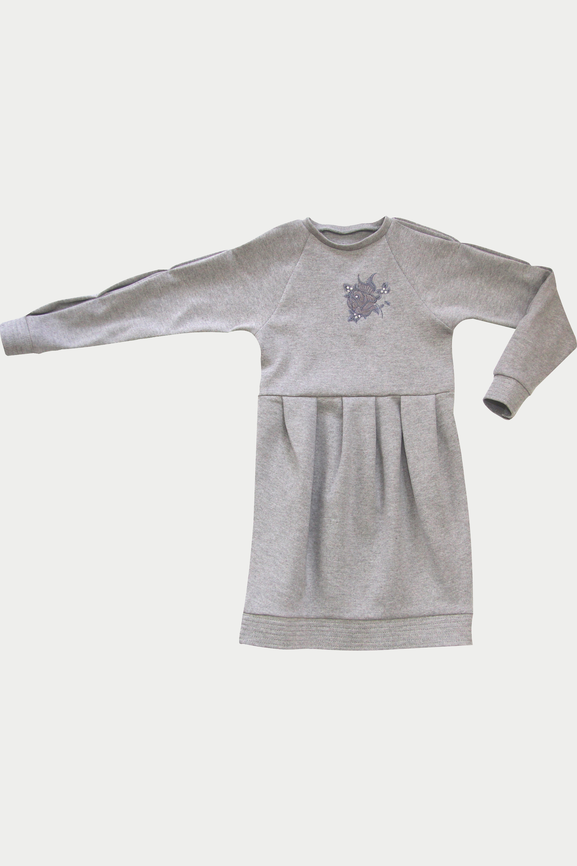 Купить Платье для девочки Школьное-1 , 140, Школьная форма