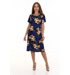 """Платье женское """"Заира"""" с коротким рукавом"""