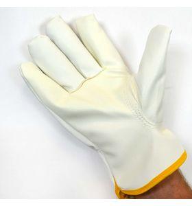 """Перчатки """"Драйвер"""" из искусственной кожи"""