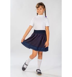 """Блузка детская """"Бетси 2"""" с рукавом до локтя"""