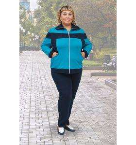 """Костюм женский """"Федра"""" толстовка и брюки"""