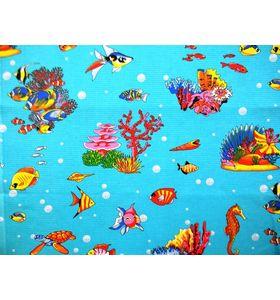 """Полотенце для бани и сауны """"Коралловый риф"""""""