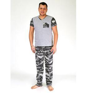 "Костюм мужской ""Бруно"" футболка и брюки"