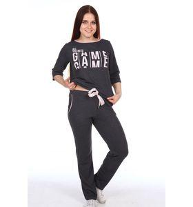 "Костюм женский ""Гейм"" футболка и брюки"