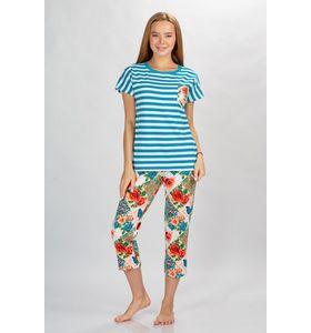 Костюм женский Бриз-1 футболка+бриджи