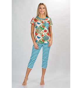Костюм женский Бриз-2 футболка+бриджи