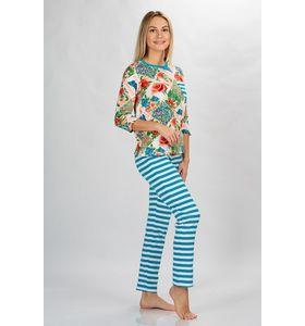 Костюм женский Бриз-2 футболка д-р+брюки