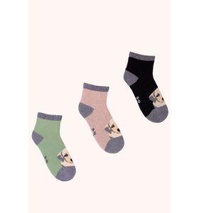 """Носки детские """"Лабрадор"""" в упаковке, 3 пары"""