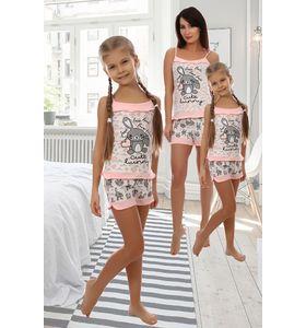"""Пижама детская """"Проша"""" майка и шорты"""
