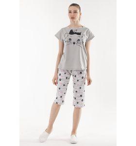 "Комплект женский ""Конни"" футболка и бриджи"