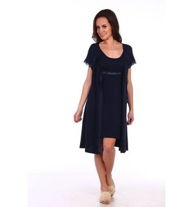 "Комплект женский ""Мариам"" халат и сорочка"