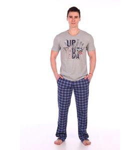 """Костюм мужской """"Подъём"""" футболка и брюки"""