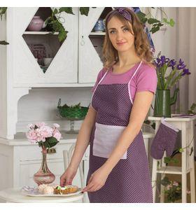 """Набор для кухни """"Весенней ретро"""" из 4 предметов"""