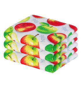 """Набор полотенец """"Яблочное угощение"""" из 3 штук"""