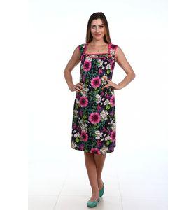 "Платье без рукава ""Цветок"""
