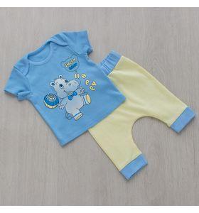 """Костюм детский для мальчика """"Клайд"""" кофта и штанишки"""