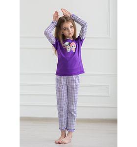 """Пижама детская """"Мульти Party"""" брюки и кофта"""