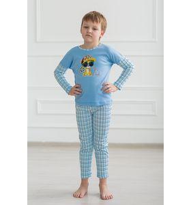 """Пижама детская """"Мульти Party"""" кофта и брюки"""