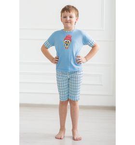 """Пижама подростковая """"Мульти Party"""" футболка и шорты"""