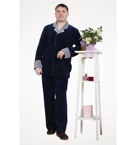 """Костюм мужской """"Лорд"""" (пиджак и брюки) велюр"""